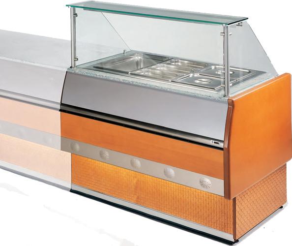 vitrine chaude vfe bm bain marie ou vfe fe froid statique. Black Bedroom Furniture Sets. Home Design Ideas